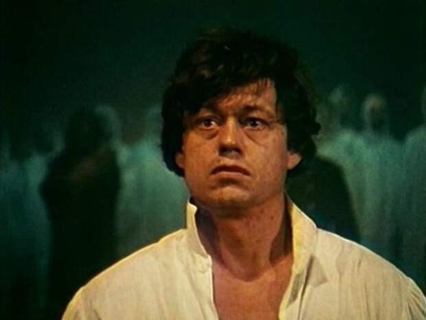 Николай Караченцов в роли Резанова, рок-опера *Юнона и Авось*, 1983 история, ностальгия, память