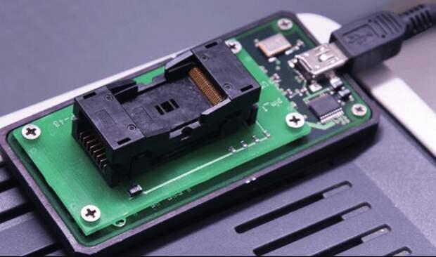 Программатор для прошивки BIOS