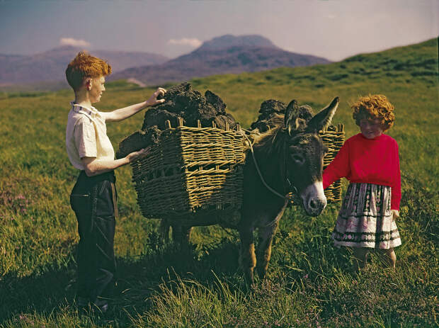 Ирландия в открытках из коллекции Джона Хайнда 3