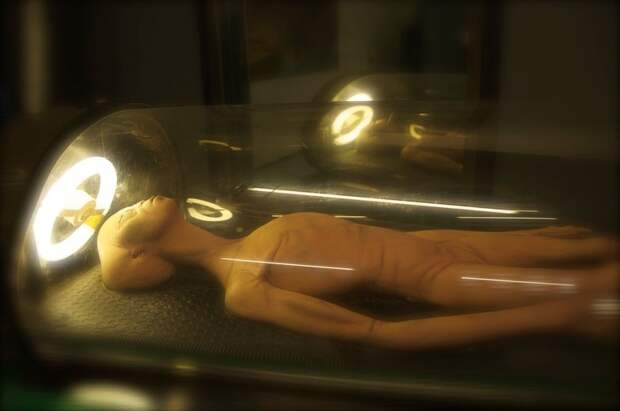 «Черные саркофаги» прошлого