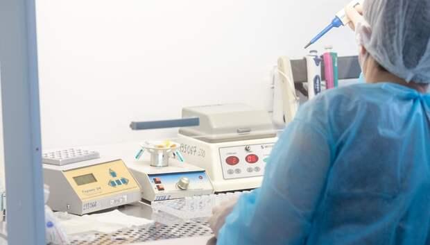 Гослаборатория Подольска сможет проводить до 150 анализов на коронавирус в сутки