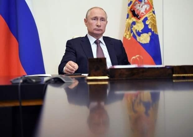 Верховный суд не принял третий иск к Путину по поводу голосования во время пандемии