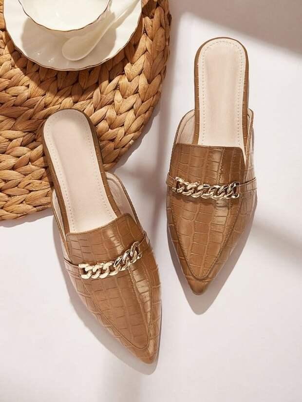 5 моделей летней обуви, которые отлично подойдут на каждый день