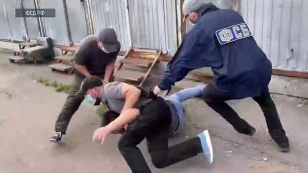 ФСБ предотвратила теракт в людном месте