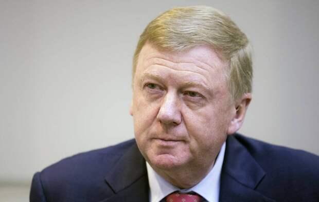 Чубайс назвал Кудрина спасителем российской экономики в конце 90-х