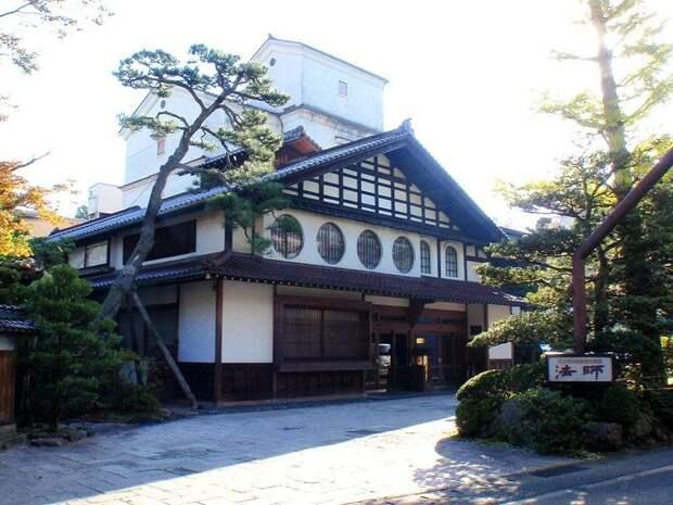 отель ужаса в Японии