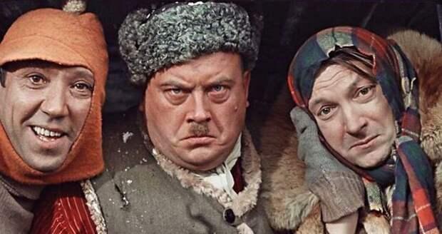 Тест: Сможетели выугадать советский фильм поодному кадру?