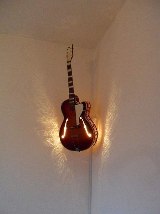 Музыкальные светильники (трафик)