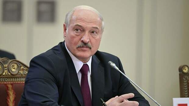 Новые яркие высказывания Лукашенко о коронавирусе