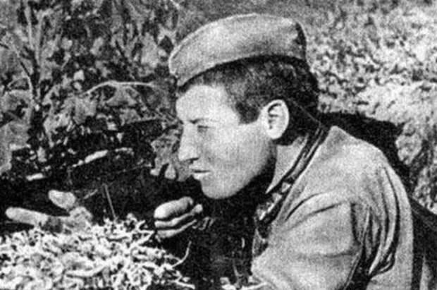 5 бойцов Красной Армии, которые уничтожили больше всего врагов