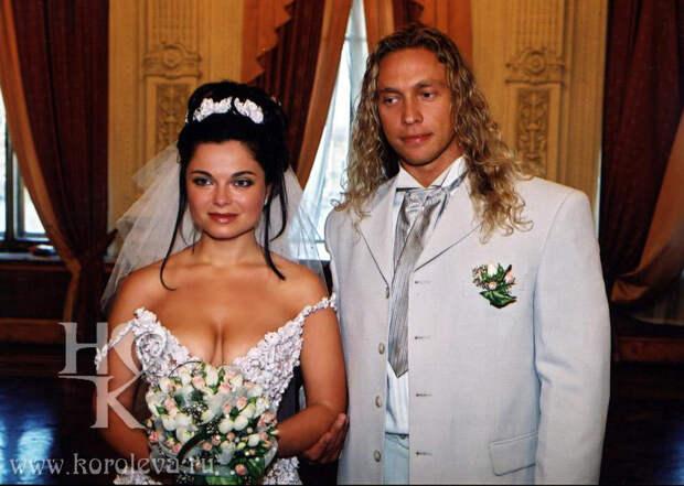 90 фото Наташи Королевой, ее мужа Тарзана (Сергея Глушко), сына Архипа