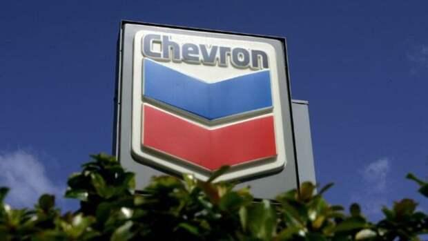 На20% сокращает капзатраты Chevron