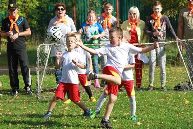В Ижевске прошёл финал Детской лиги футбола среди дошкольных учреждений