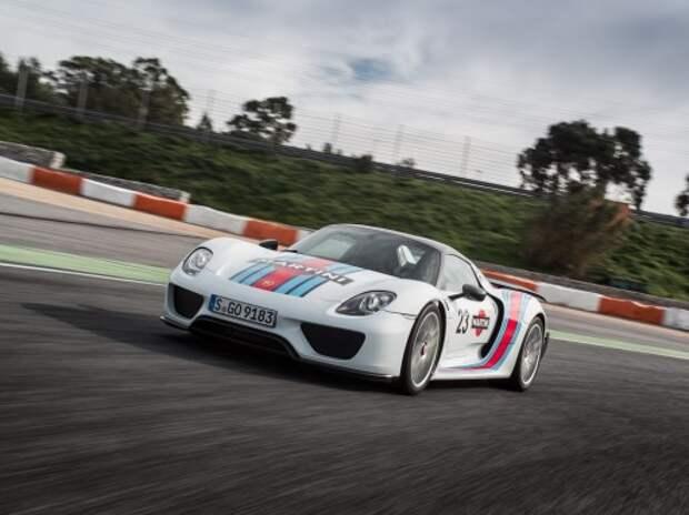 Оператив ЗР: Porsche 918 Spyder – серийный «убийца суперкаров»