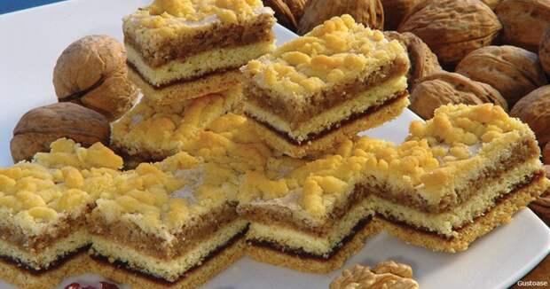 Торт с вареньем и ореховым кремом: самое вкусное, что вы можете приготовить на выходных