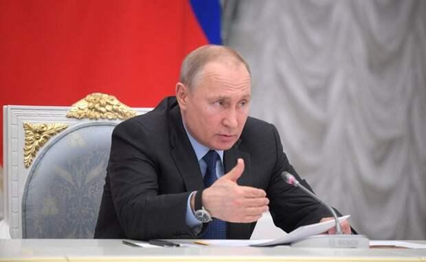 Путин: людям не интересны обещания, планы и графики. Им нужны улучшения жизни сейчас, а не в будущем