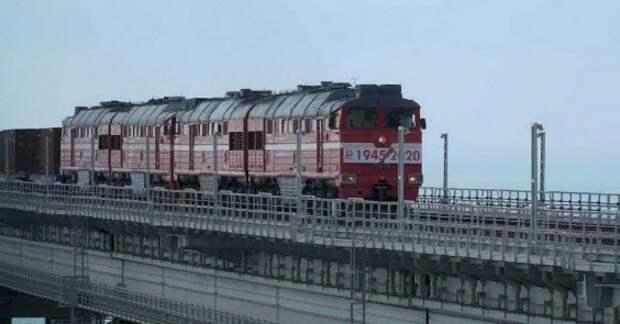 Украина собралась запретить Крымский мост через суд