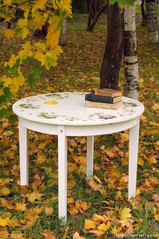 Мастер-класс по созданию стола в стиле шебби шик (11) (466x700, 388Kb)