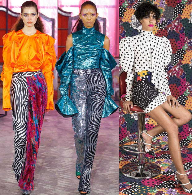 Блузки – модные тенденции