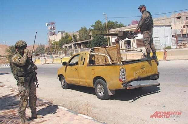 Российские военные доложили о 36 обстрелах в Сирии