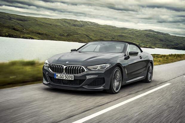 Кабриолет 8-й серии BMW: роскошь, открытая всем ветрам