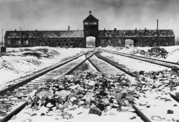 История 17 британцев из Освенцима америка, война, вторая мировая, германия, загадки, история, легенды, тайны