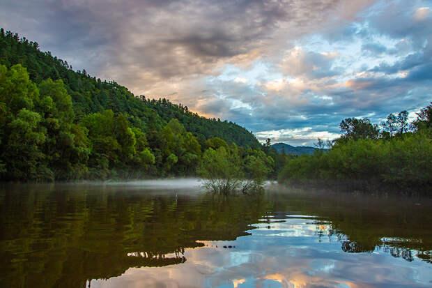 Дорогами Дерсу Узала. Национальный парк «Бикин»