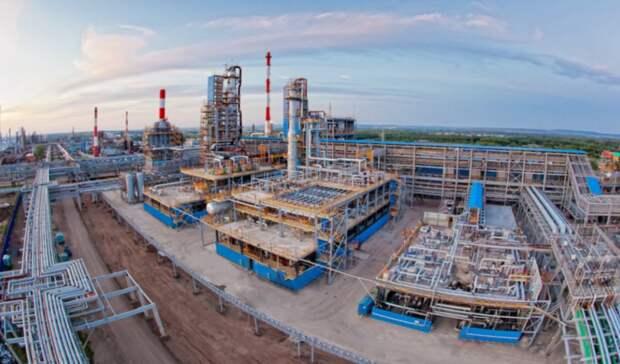 «Газпром нефтехим Салават» запустил новую установку попроизводству водорода