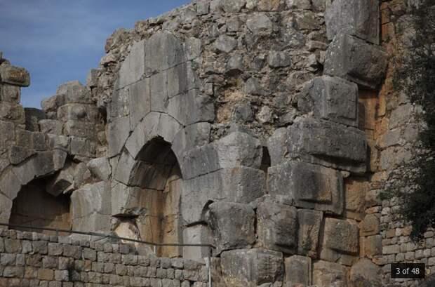 Сокрытая крепость противника Яхве Нимрода