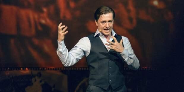 У Сергея Безрукова случился сердечный приступ во время спектакля