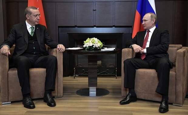 Скрытые итоги встречи Путина и Эрдогана, которые заметил только самый внимательный