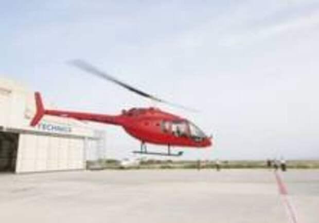 Путешественники смогут полетать над Грузией на вертолете