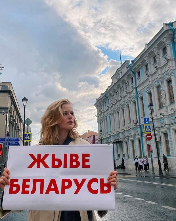 Саша Бортич и Джаред Лето высказались о ситуации в Беларуси