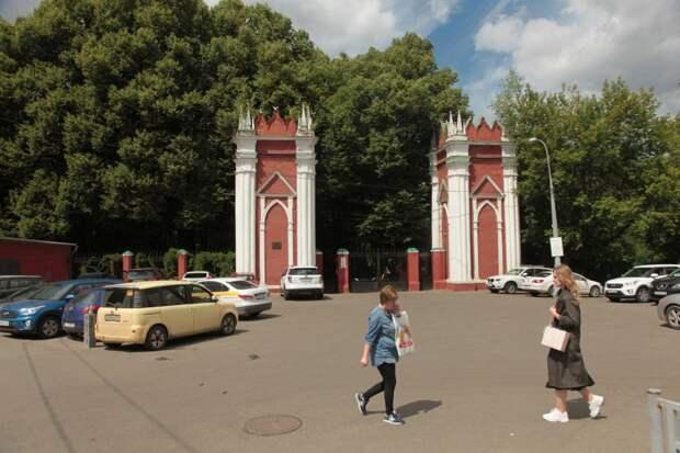 В Головинском состоится пешеходная экскурсия по усадьбе Михалково