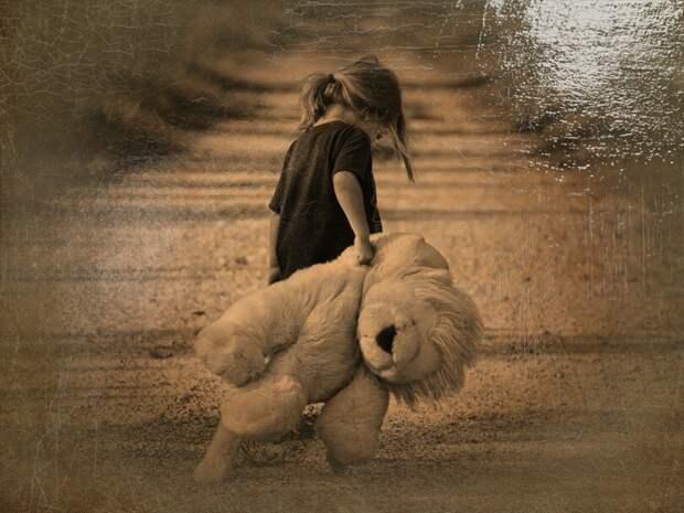 Мудрая ПРИТЧА про одиночество ребенка