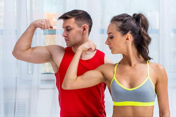 Зачем разным людям нужен «мужской» гормон