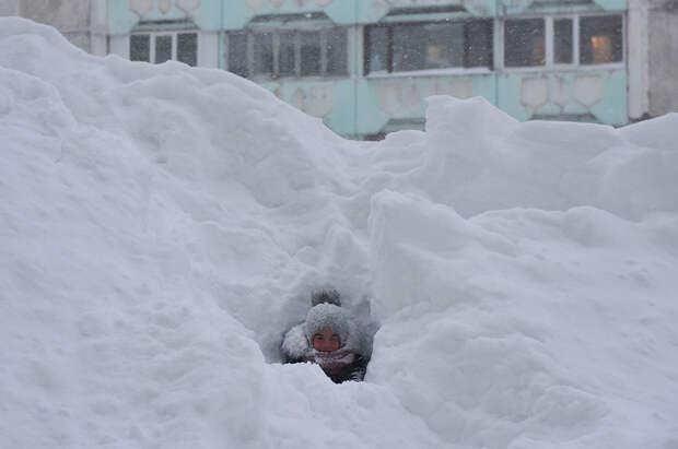 Как ощущают холод в разных регионах России?