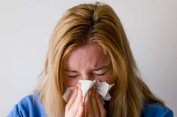 Врач рассказал, как снизить риск заражения гриппом