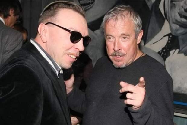 Сукачёв и Макаревич