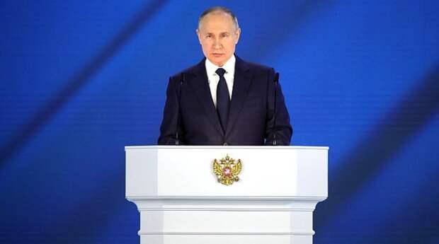 Политтехнолог Марат Баширов — «Президент дал пищу нашим зарубежным «партнёрам»