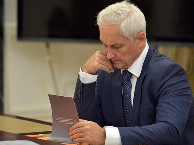Белоусов поручил подготовить меры по сокращению экспорта гречихи