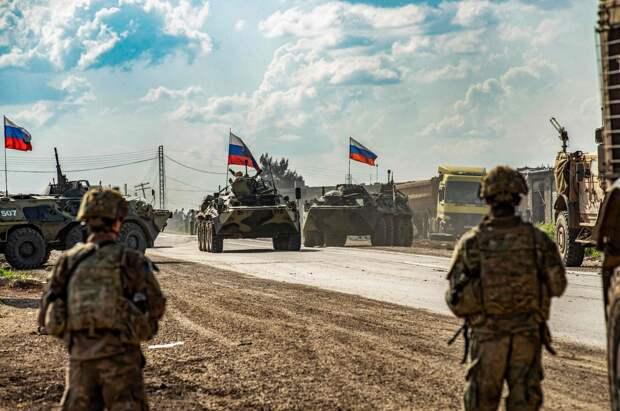Военная индустрия США в Сирии