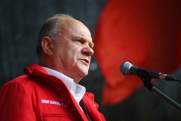 Что будет, если КПРФ победит на выборах в Госдуму, но не отменит пенсионную реформу?