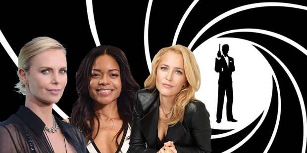 Джеймс Бонд должен быть женщиной: звезды Голливуда назвали причины