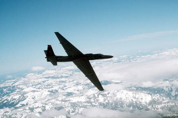 Lockheed U-2 vs С-75 «Двина»