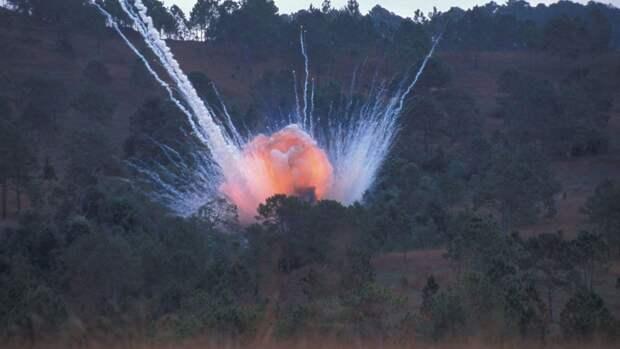 На секретном военном заводе в Израиле прогремел мощный взрыв