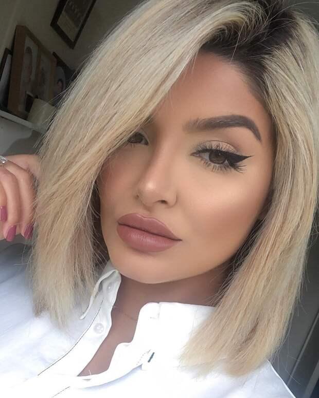 15 беспроигрышных идей макияжа для тех, кто носит стрижку каре