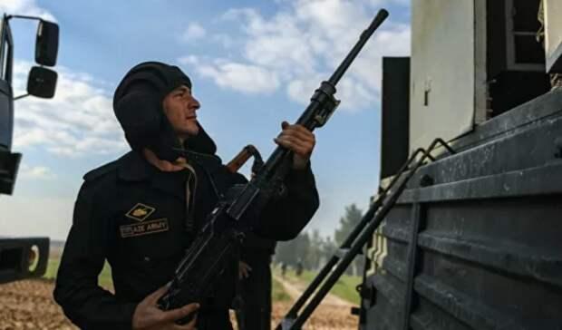 В посольстве Азербайджана не исключили полномасштабных боевых действий против Армении после конфликта на границе