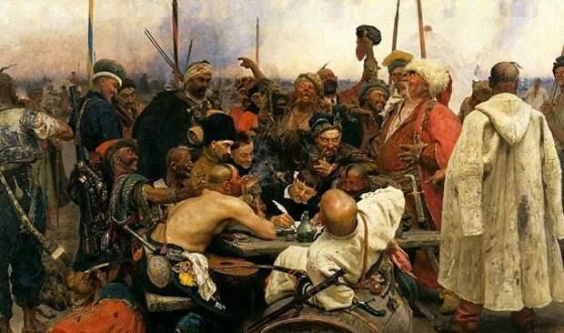 Почему крымские татары так боялись запорожских казаков