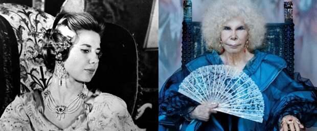 Герцогиня Каэтана Альба. 7 фактов о самой необычной женщине Испании